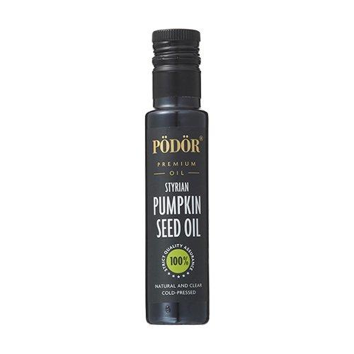 【PODOR(ポドル)】スティリアンパンプキンシードオイル Styrian Pumpkin Seed Oilの商品画像