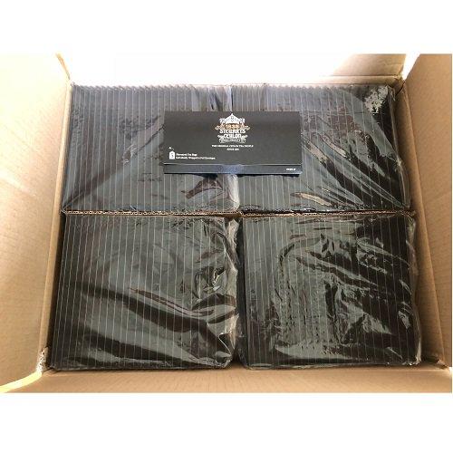 【業務用1ケース100個入り】黒タイプ封筒型5種アソートティーバッグ・George Steuart Tea(ジョージスチュアートティ)の商品画像