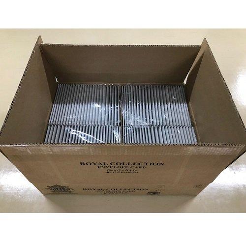 【業務用1ケース100個入り】白封筒型5種アソートティーバッグ・George Steuart Tea(ジョージスチュアートティ)の商品画像