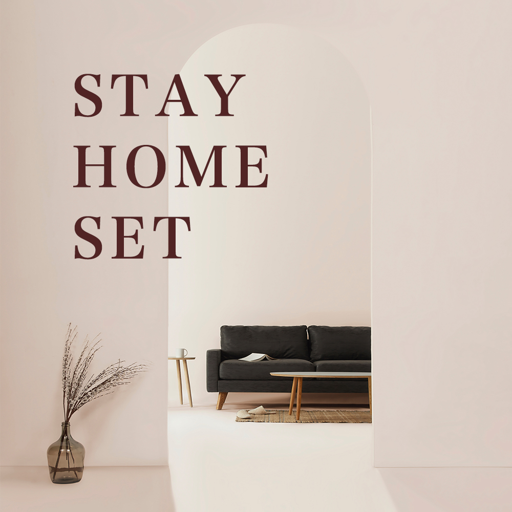 STAY HOME SET