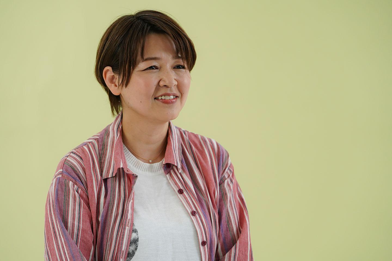 川崎由美子さんインタビュー