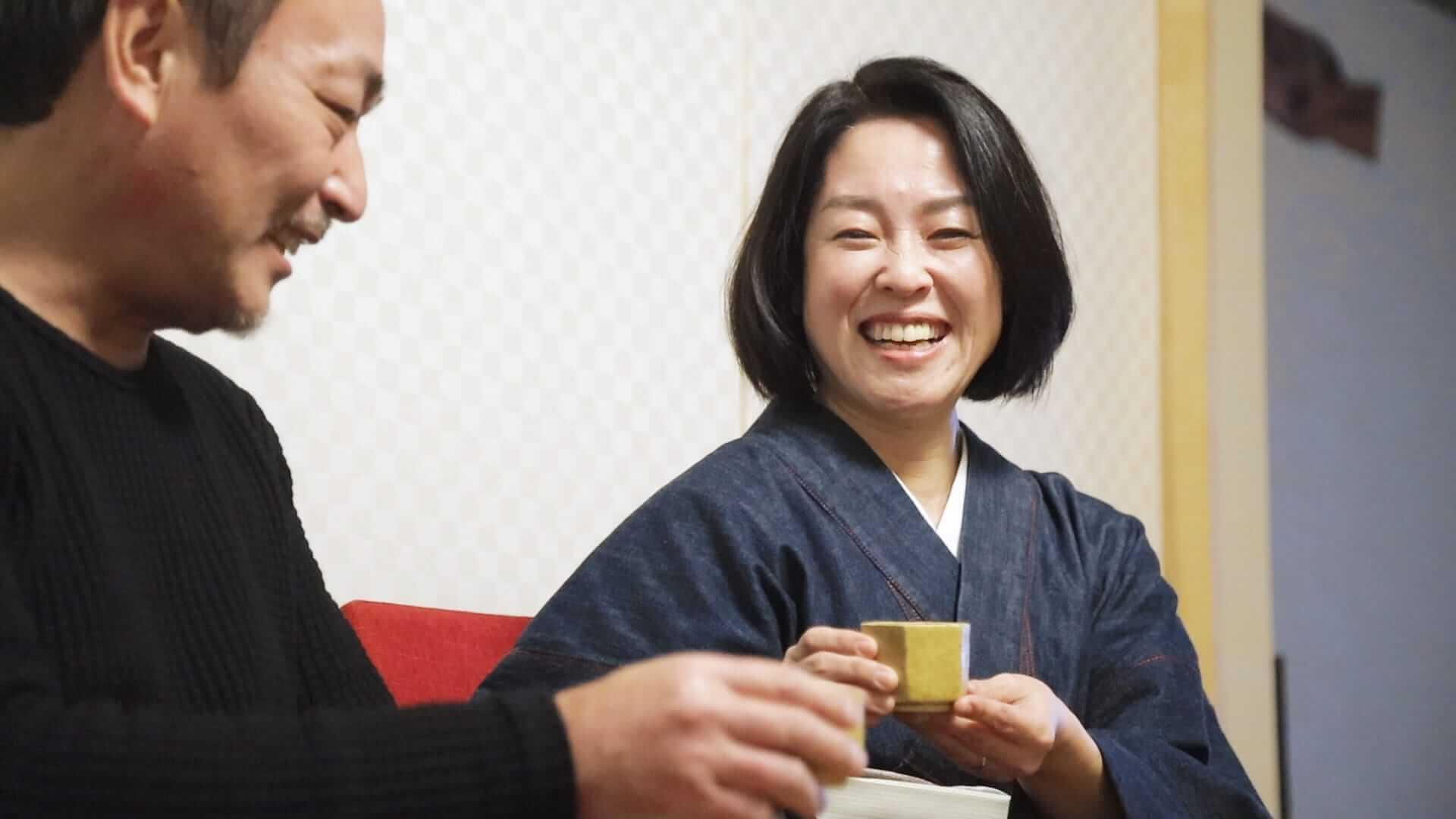 葉石かおりさんインタビュー