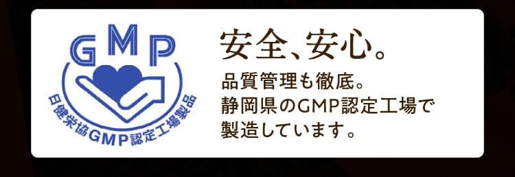 秘密05GMP