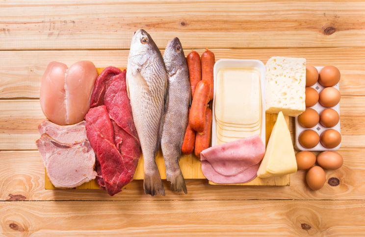 タンパク質の適性摂取量の目安は?