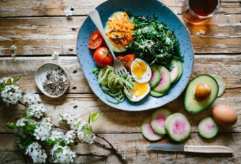 食事は筋トレの基本