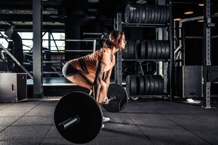 デッドリフトで鍛えることのできる筋肉はどこ?
