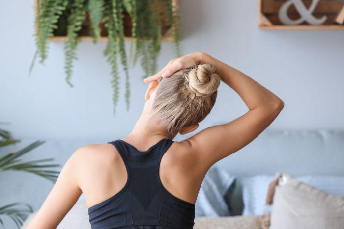 首の筋トレをして理想の身体と健康を目指しましょう