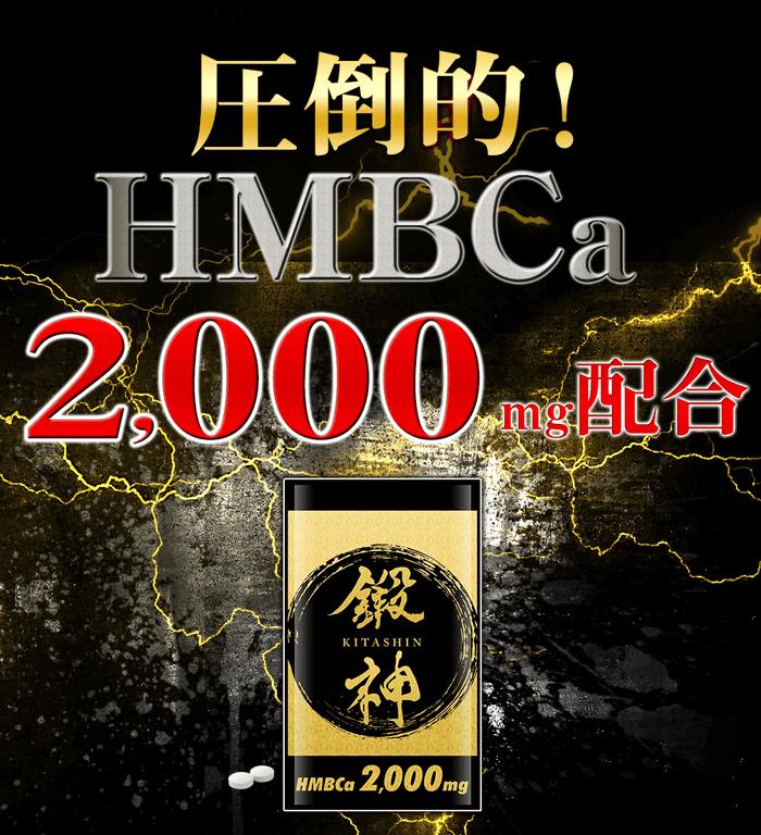 金子賢プロデュース サマースタイルアワード公式サプリメント 鍛神hmb2000mg