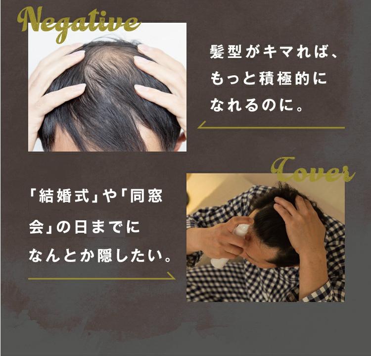 髪型がキマれば、もっと積極的になれるのに。