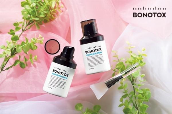 【QVCジャパン】美容革命?美容、科学、技術の融合ブランド日本初上陸!BONOTOX セカンドスキンクリーム4月22日より発売開始