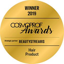 「Cosmoprof Awards 2019」(コスモプロフ アワード 2019)のHair Product部門グランプリ