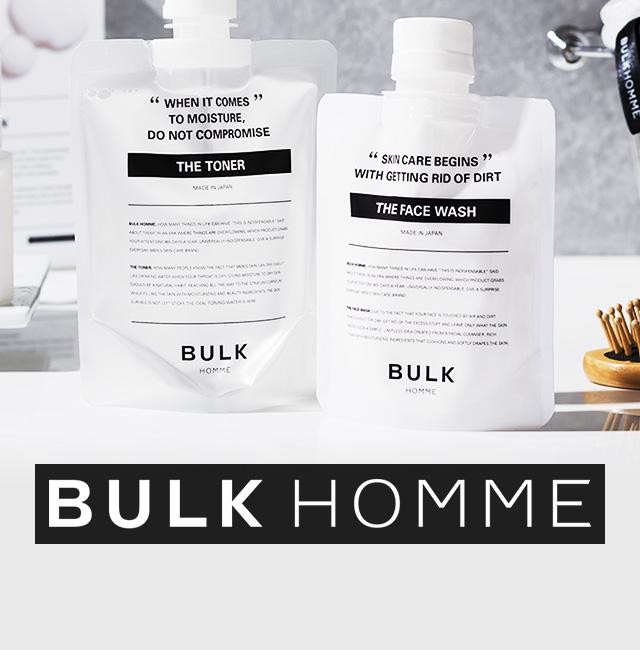 「BULK HOMME」である。