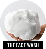 THE FACE WASH