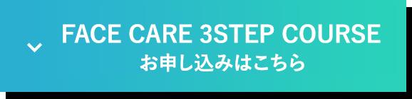 FACE CARE 3STEP COURSE