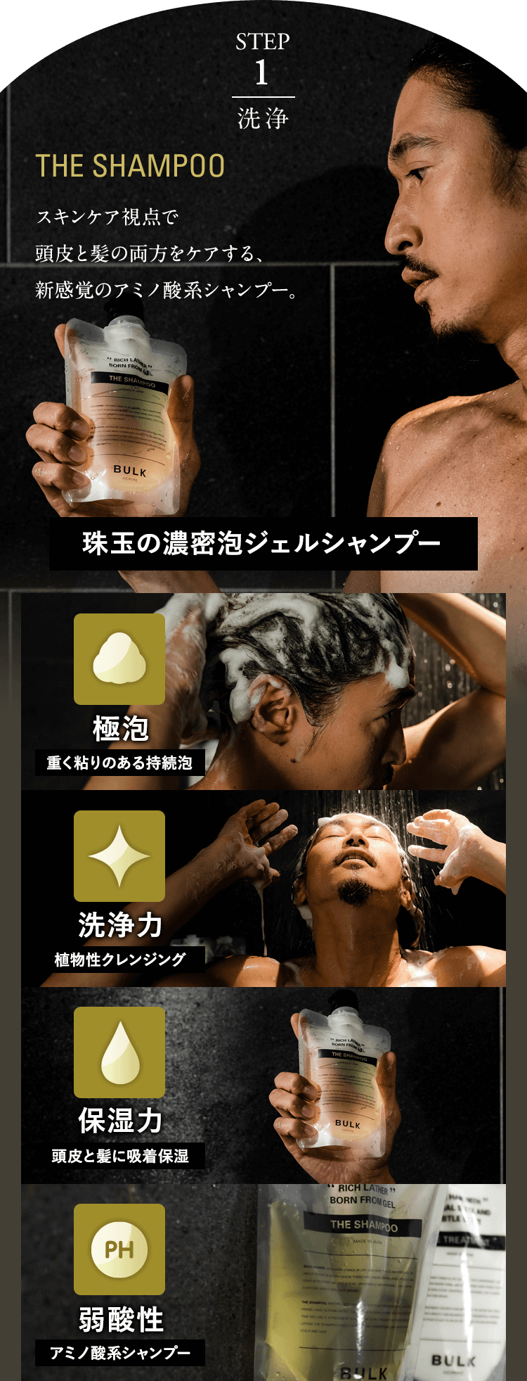 STEP1 洗浄