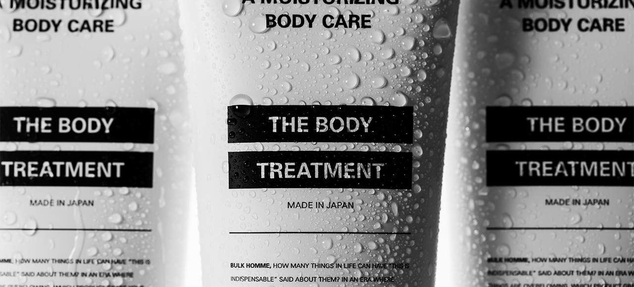 THE BODY TREATMENT