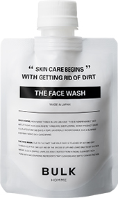洗顔料について