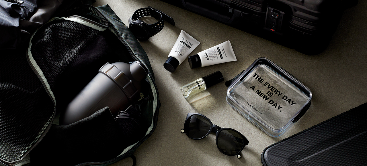 THE TRAVEL SET FOR HAIR CARE