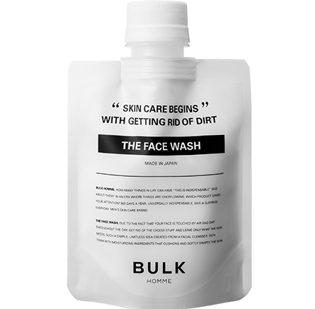 THE FACE WASH (洗顔料)