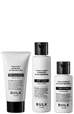 THE TRAVEL SET FOR FACE CARE