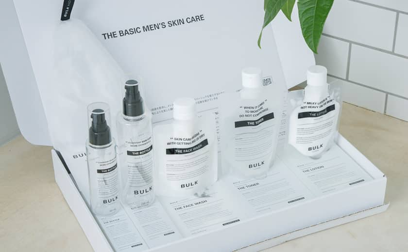 FACE CARE 3STEP ROUTINE COURSE