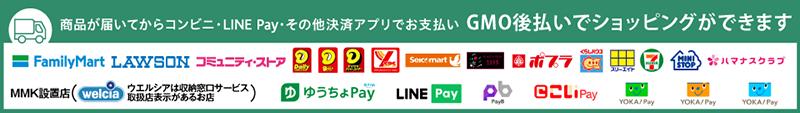 NP後払い、コンビニ支払い、郵便、銀行振込