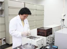 化粧品~医薬品まで皮膚浸透分析評価を受託している国内でも数少ない会社です。