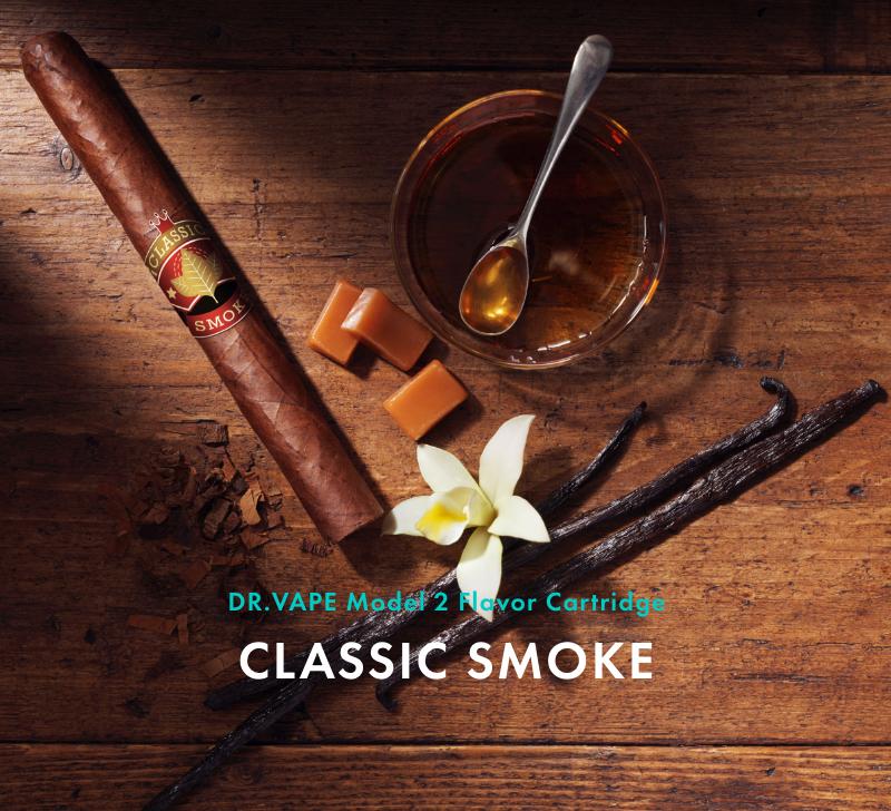 DR.VAPE Model2 CLASSIC SMOKE