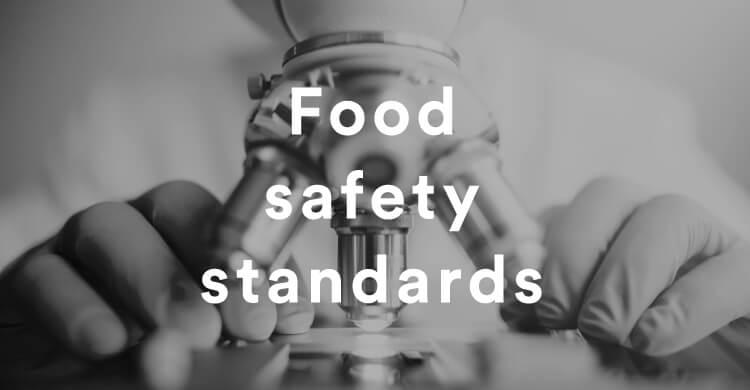 foodsafetystandards