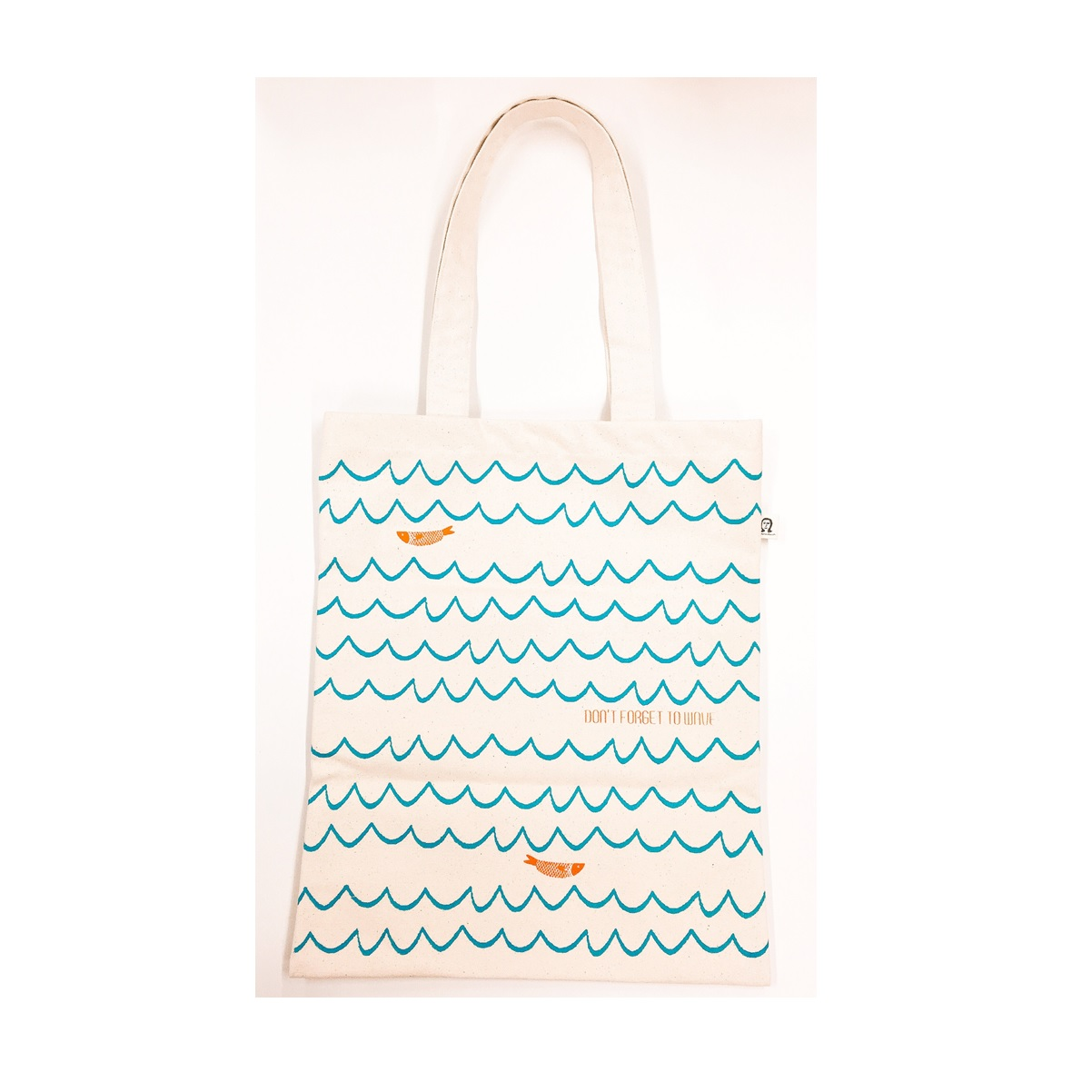 パメラバースキー|don't forget to wave tote