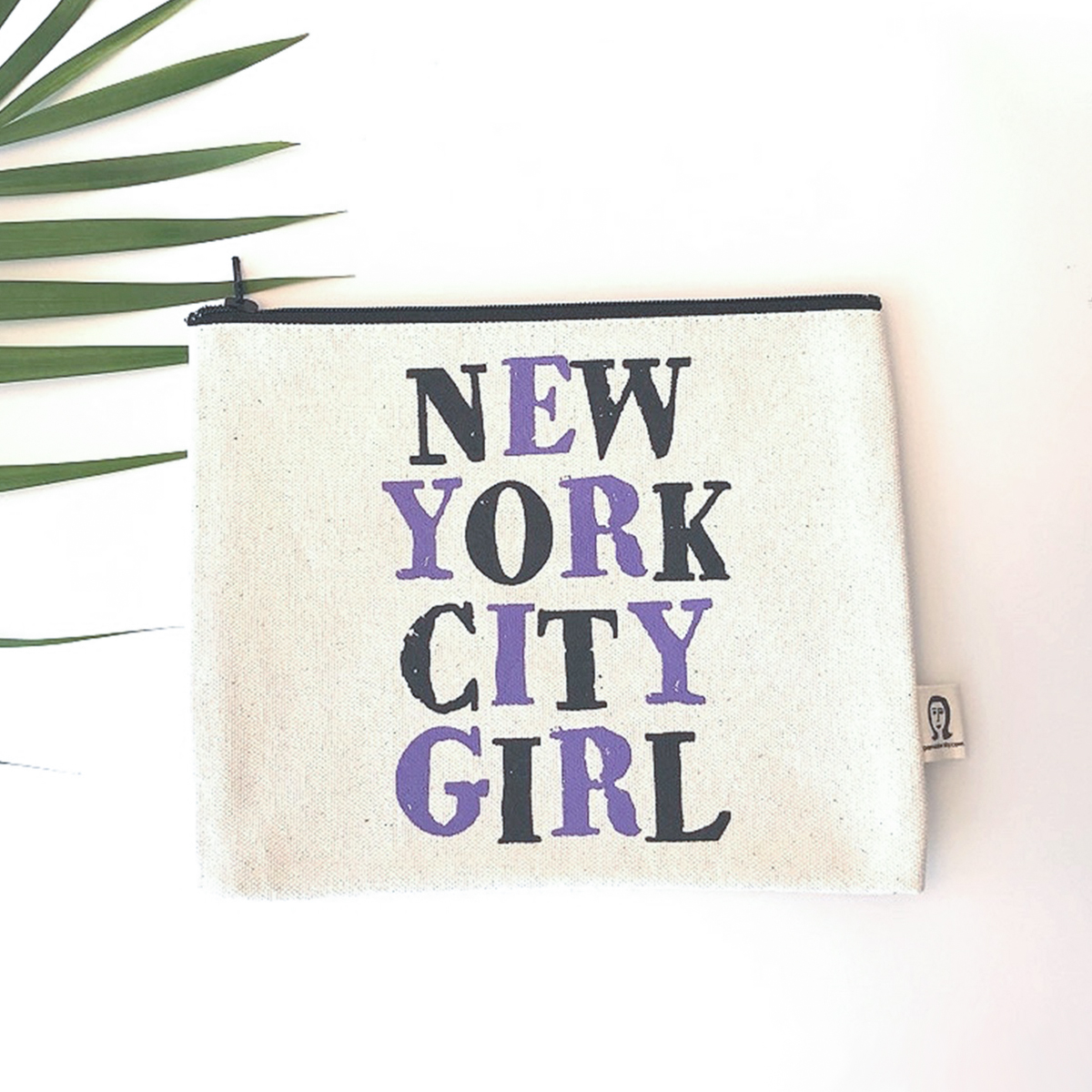 パメラバースキー|new york city girl pouch  4