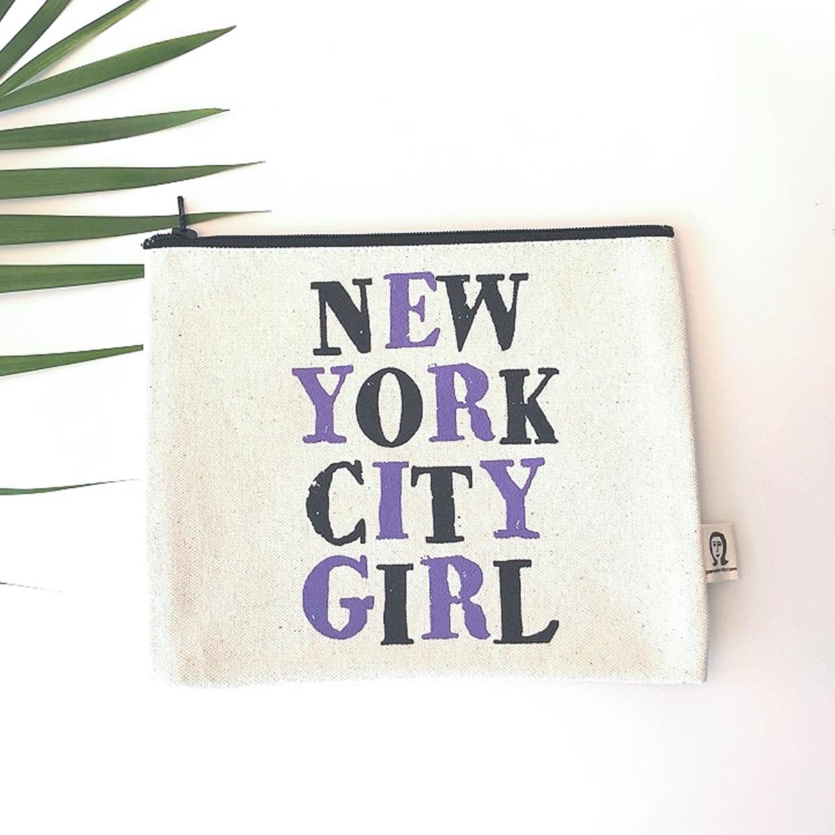 パメラバースキー|new york city girl pouc...