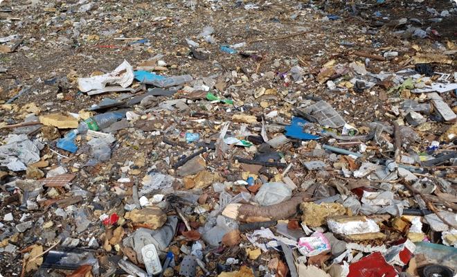 ゴミを減らす取り組み