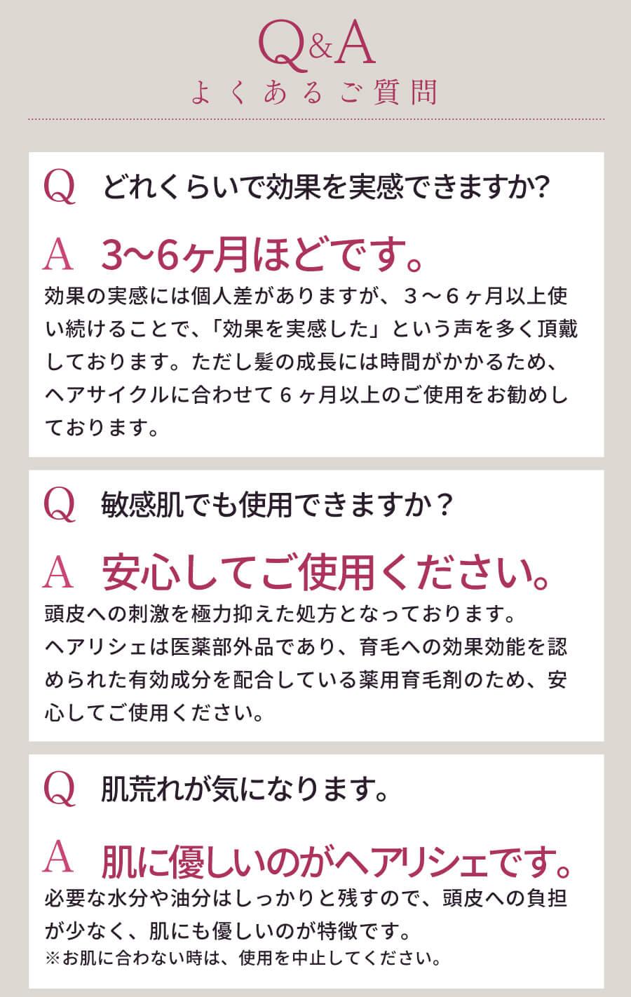よくある質問1〜3