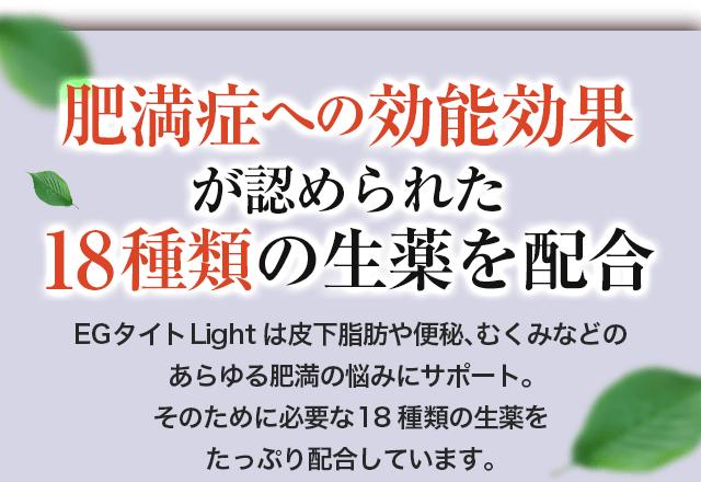 ライト Eg タイト
