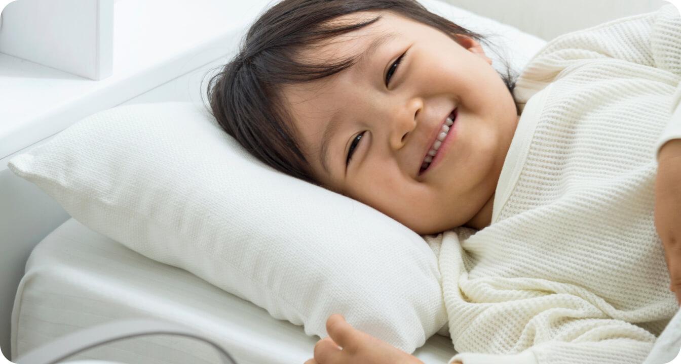 睡眠×情操教育へのこだわり