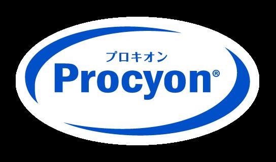 プロキオン Procyon ロゴ
