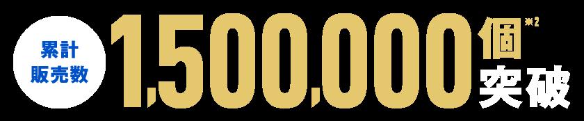 プロキオン Procyon 累計販売数100万個突破