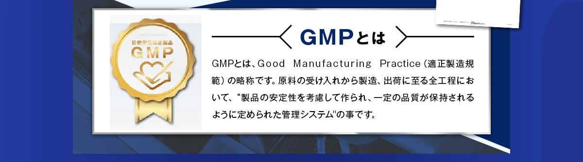 GMPとは