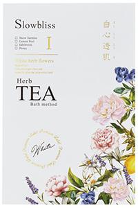Slowbliss ハーブティバスメソッド White herb flowers Ⅰ