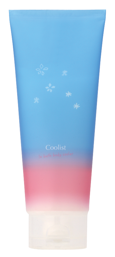 Coolist In bath body cooler