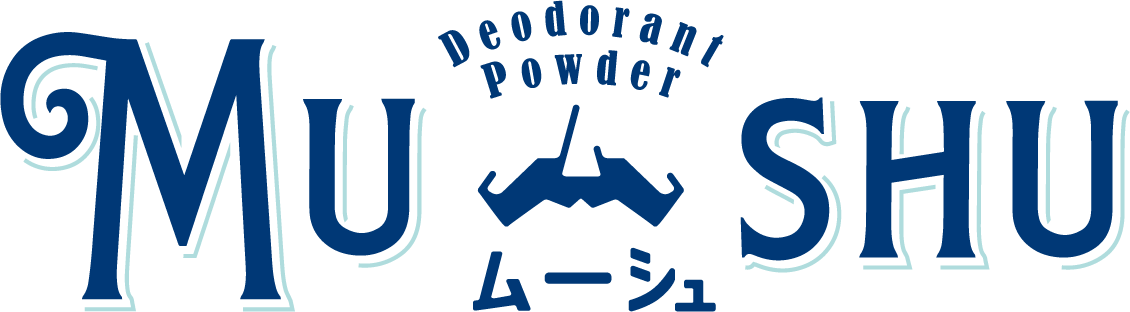 Deodorant Powder Mu-shu ムーシュ