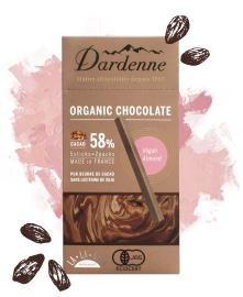LA・LA・SEEK Dardenne(ダーデン) チョコレート カカオ58%