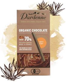 LA・LA・SEEK Dardenne(ダーデン) チョコレート カカオ70%