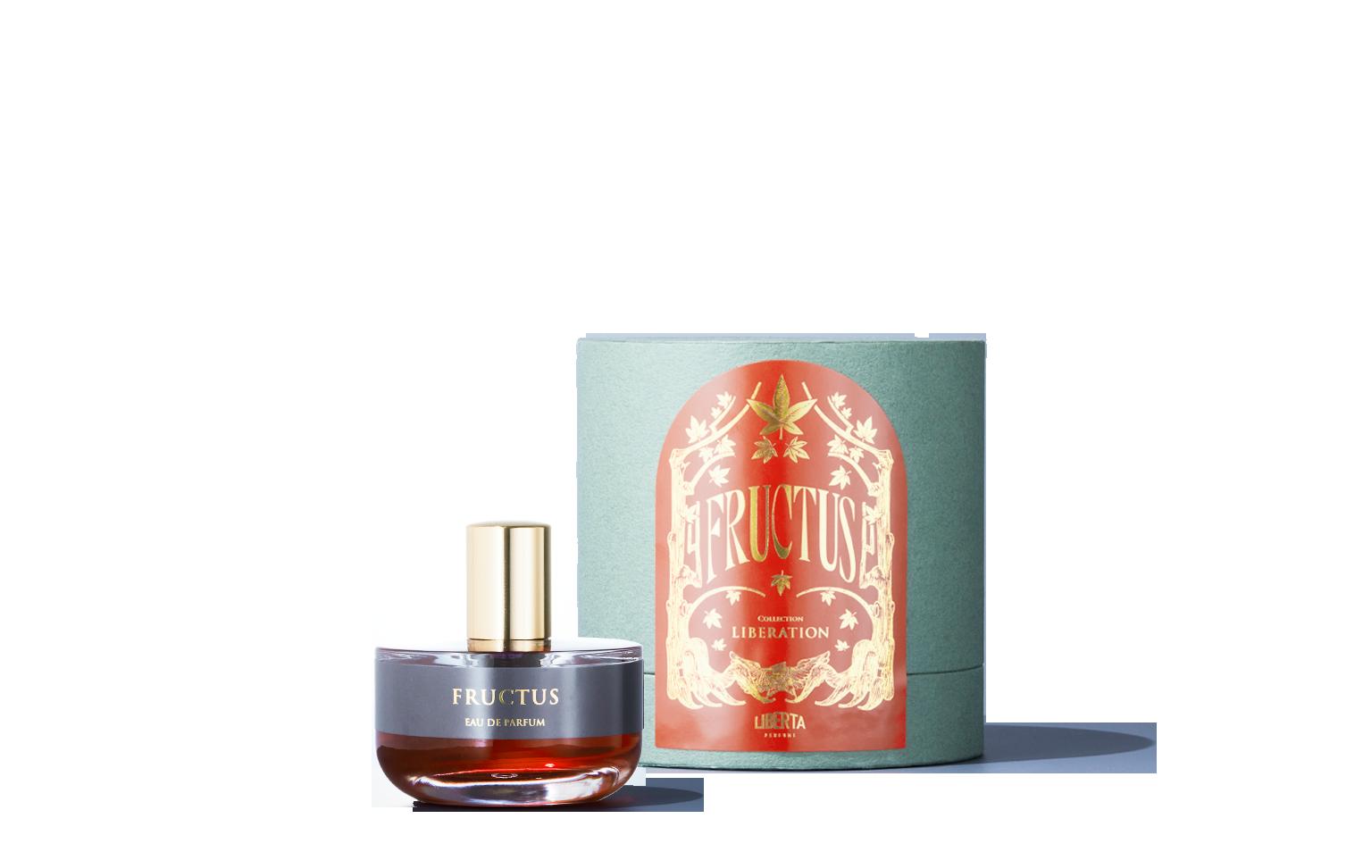 秋の香水フラクタス_EDP50ml