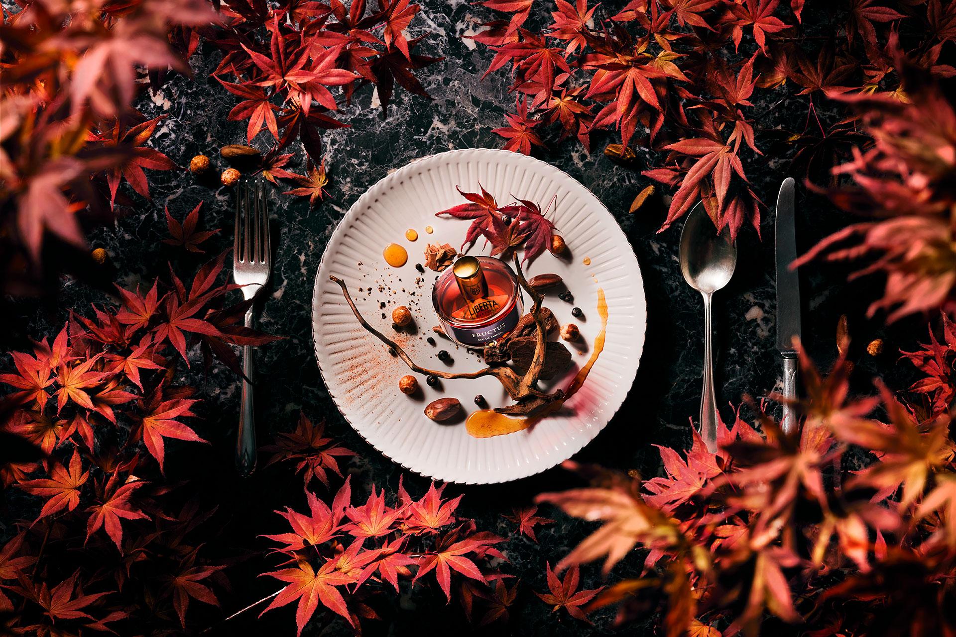 秋の香水フラクタス-EDP50ml