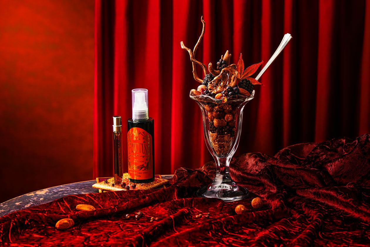秋の香水フラクタス-エントリーセット