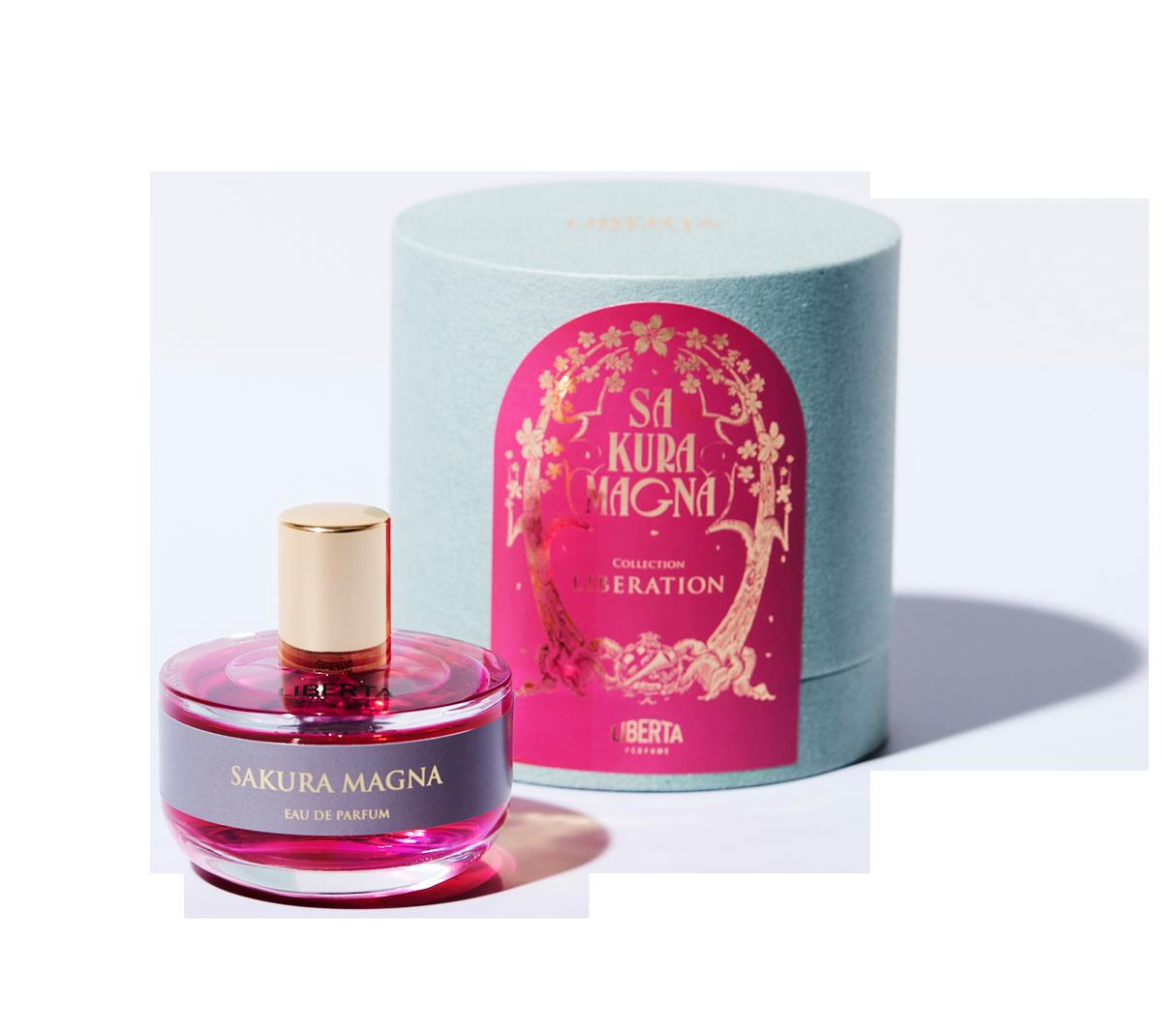 満開の桜香水サクラマグナ_EDP50ml