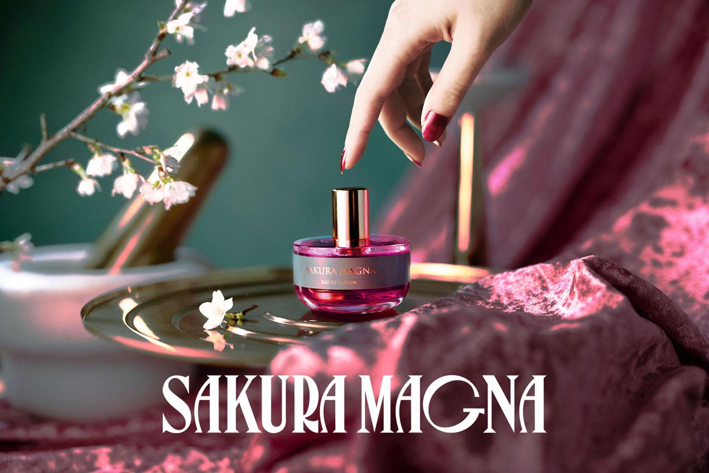 満開の桜香水 サクラマグナ