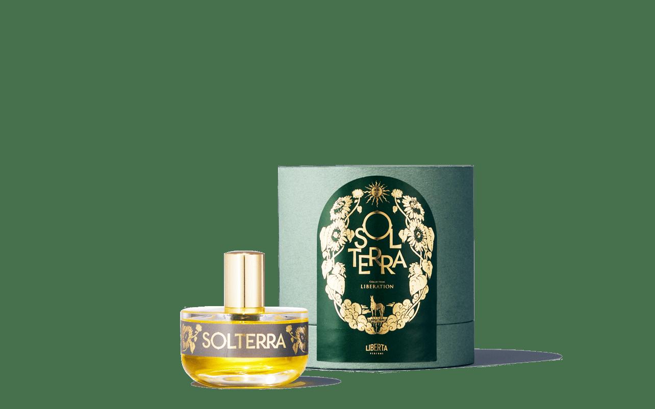 秋の香水フラクタス-ソルテッラ